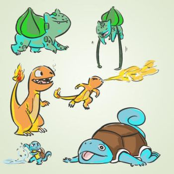 Starters by Clairictures