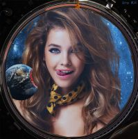 Yummy planet (Barbara Palvin) by ZituKX