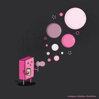 Bubble Gum by NaBHaN