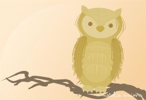 Owl by natalia-factory