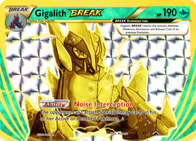 Gigalith Break Evolution
