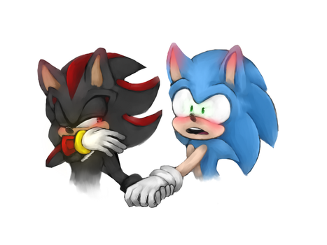 Ive got kissed by a dude (got updated) by ShadaleTheHedgehog