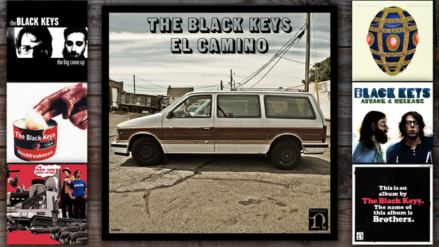 El Camino -The Black Keys- by TheMajesticGoat