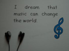 I Dream Of Music by sparks1992