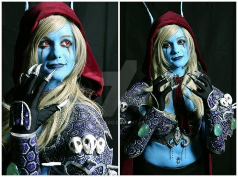 Lady Sylvanas Windrunner Cosplay by Megankaro
