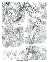 GaLe My Idiot Dragon - My Blue Fairy Chap8 Pg1 by Inubaki