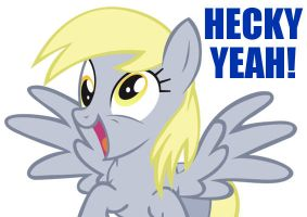 Derp-hecky by MustLoveFrogs