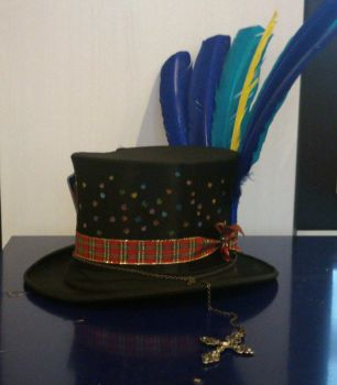 The Hat of Hatter part 3 by Delimei