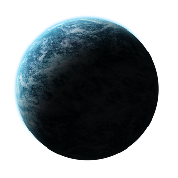 Planet 1 Blue-big by Syrask