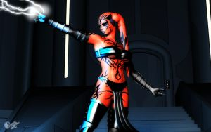 Zap - Darth Talon by darthhell