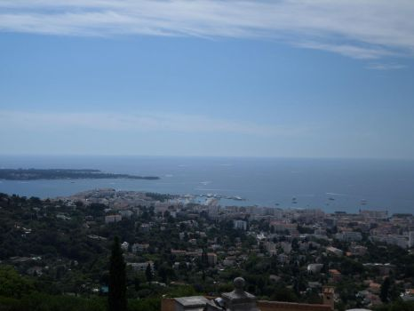Bay of Cannes - Two by Altair-E-Stock