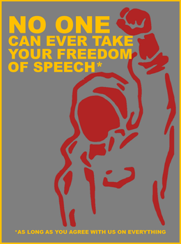 "why we need freedom of speech The electronic freedom foundation (eff) argues that a proposed  ""the heart  of this issue is simple: we need to know if we are having."