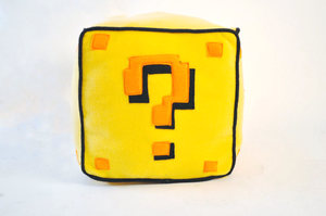 Nintendo Question Mark Box by abcdennis