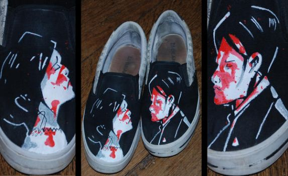 MCR Shoes by minihexy