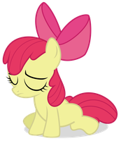 Sad Apple Bloom by Midnight--Blitz