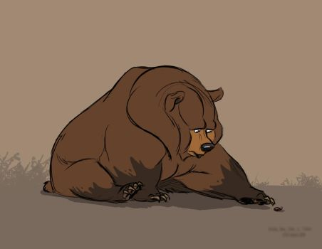 GrizzlyBear Color 2 post by davidsdoodles