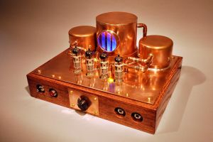 The Steam Amp 01 by AEvilMike