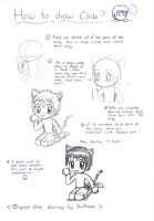 How to draw chibi by DonFivez