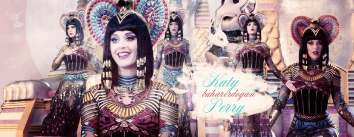 Katy Perry (Dark Horse) Cover by BaharErdogan