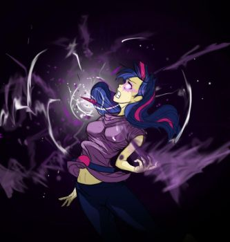 Twilight Sparkle - Potential. by N7Operative