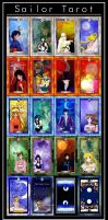 Sailor Tarot Court Cards by blue-fusion