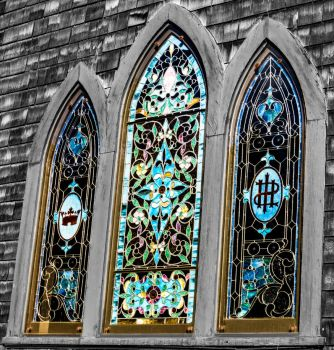 Stained Glass by ConanDLloyd