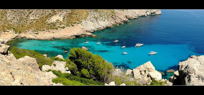 A Small Piece Of Heaven On Earth - Mallorca by skarzynscy