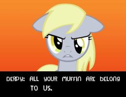 All Your Muffin by sum-dum-gai