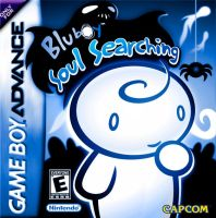 BluBoy: Special - GBA Cover by bluBoyComics