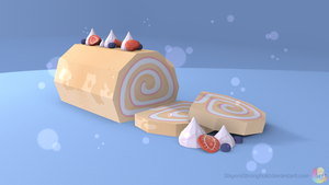 Sweet Roll by SlayersStronghold