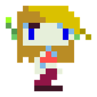 Cave Story - Curly Dock Icon by Doctor-Cool