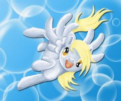 Derpy Hooves by stephanie-sullivan