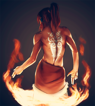 LOK: The Light Within by Ma-rin