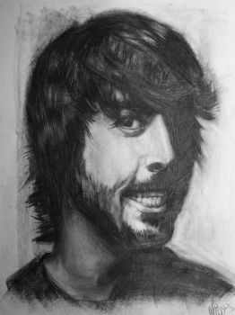 Dave Grohl by NMEZero