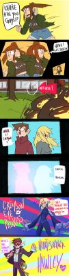 Chapter 1 Normal Mornings Pt 9 by PinkHitman