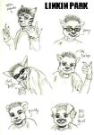 Linkin Furries by linkinparkfans
