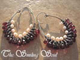 Adrianna Earrings    View 2 by smilingsoul