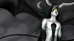 Ulquiorra, Segunda Etapa by Tophats-and-Teacups
