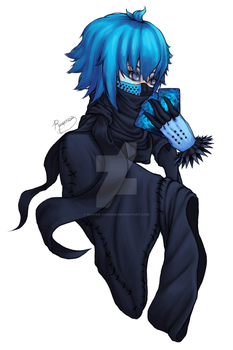 Gaia Online: Sketch by Reaper-cussion