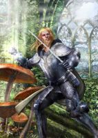 Ulfgar The Brave by d3fect