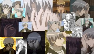 The Many Facepalms of Kraft Lawrence by crazedhobbit