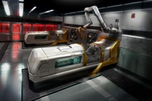 FUSE Research Lab by MeckanicalMind