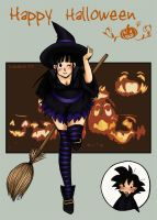 happy halloween by camlost
