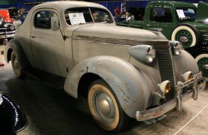 1938 Studebaker Coupe 07 by Alfonzz