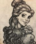 Belle - Something there by Shricka