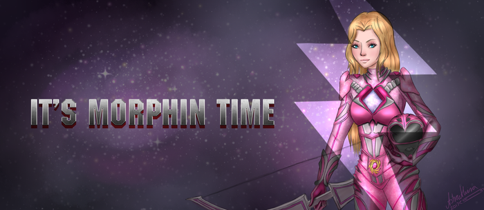 It's Morphin Time by Astra-Alvina