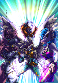 The Delta Band by yuski