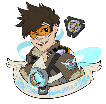 Motivational Tracer by itsaaudra