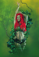 Poison Ivy by CorinaNeagu