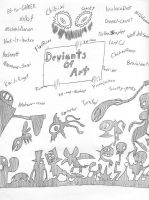 Deviants of Art cover by EB-the-GAMER